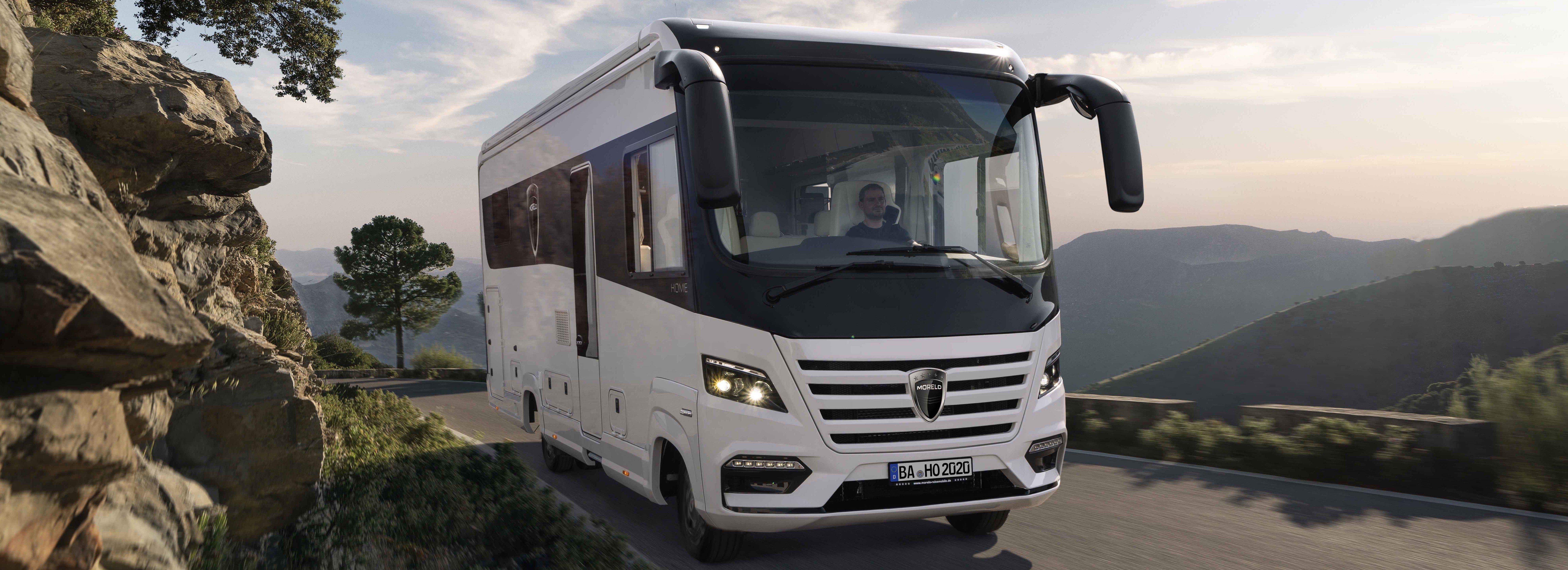 Luxus-Wohnmobile der Marke Morelo kaufen im Raum Osnabrück